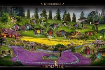Dalat Fairytale Land – Khu Vườn Cổ Tích Giữa Lòng Phố Hoa Đà Lạt.