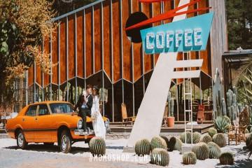 Kombi Land Coffee – Tiểu Sa Mạc Siêu Cute Giữa Lòng Đà Lạt.